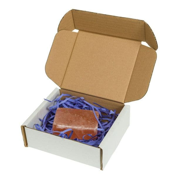 Premium Himalayan Salt standard shape Soap bar on sale here www.saltanltd.com